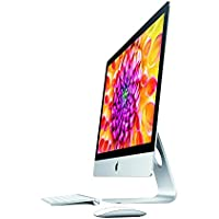 Apple iMac ME089LL/A Intel Core i5-4670 X4 3.4GHz 8GB 1TB 27, Silver (Certified Refurbished)
