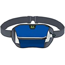 Amphipod Velocity Plus Running Water Bottle Belt (Tahoe Blue)