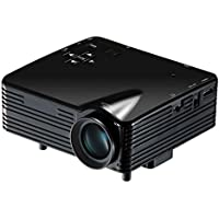 LOUSHI 1080P HD Home Cinema Theater Multimedia LED Projector