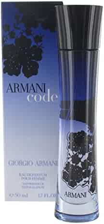 Giorgio Armani Armani Code For Women Ladies Edp 50ml Spray (1.7 fl.oz)