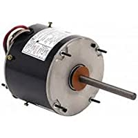 Nidec Motor Corporation (Emerson / US Motors) 5462 1/3 Multi HP Condenser Fan Rescue Motor, 1075 RPM