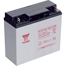 Yuasa NP18-12B 12V 18Ah UPS Battery - This is an AJC Brand® Replacement