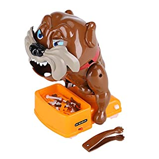 OhhGo Flake Out Bad Dog Bones Cards Tricky Toy Games for Parent-Child Kid Play Fun