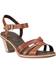 Timberland Womens Montvale Ankle-Strap Sandal