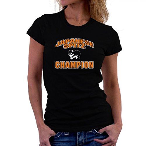 Japanese Spitz champion T-Shirt