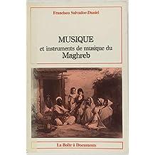 Musique et instruments de musique du Maghreb
