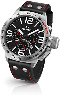 TW Steel Men's CS9 Analog Display Quartz Black Watch by TW Steel