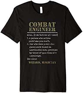 Cool gift Combat Engineer - Engineer Gifts - Army Engineering  Women Long Sleeve Funny Shirt