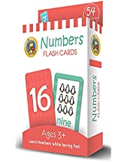 Numbers - Flash Cards