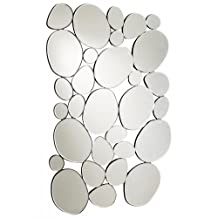 Cyan Designs Vogue Mirror Side Table 706