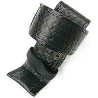 Boston Leather Deluxe Adjustable Radio Holder - 5486-3