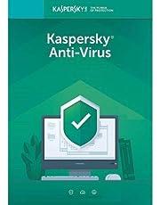 Kaspersky Antivirus 2021 3 PC 2 años Tarjeta de Activacion