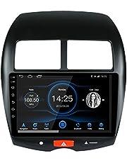 LEXXSON Autoradio voor Mitsubishi ASX 2013-2019   10 inch Touchscreen Android 10.1 AM FM RDS Radio GPS Navigatie Bluetooth EQ Instelling Wifi SWC USB Speler Mirrorlink 2G RAM + 32G ROM