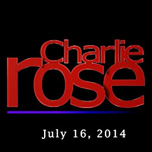Charlie Rose: Ron Dermer, Riyad Mansour, Colin Firth, and Emma Stone, July 16, 2014 Radio/TV Program