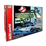 Ghostbusters Haunted Highway Ho Scale Slot Car Track