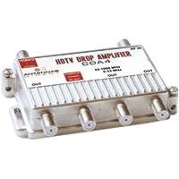 4 Port DTV Distribution Amplifier