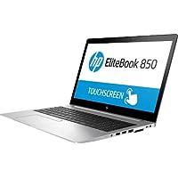 HP 3JZ52AW EliteBook 850 G5 - Core i5 8350U/1.7 GHz - Win 10 Pro 64-bit - 8 GB RAM - 256 GB SSD SED, FIPS Opal 2 Encryption, TLC - 15.6 inch IPS 1920 x 1080 (Full HD) - UHD Graphics 620 - Wi-Fi