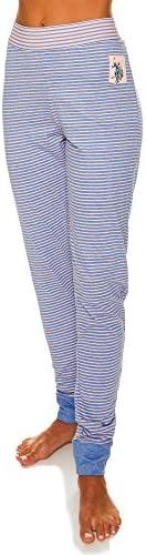 U.S. Polo Assn. Womens Skinny Leg Super Soft Long Pajama Jogger Pants