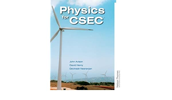 Physics for CSEC 2nd Edition