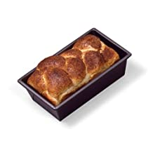 Chicago Metallic 59042 Commercial II Non-Stick Loaf Pan, 1-Pound