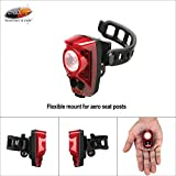 CYGOLITE Hotshot Pro– 200 Lumen Bike Tail Light