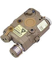 Laogg PEQ-15 Caja De Batería De Nylon Multifuncional Completa para Accesorios Tácticos Pistola De Agua De Juguete