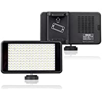 Meike LED Camera/Video Light MK-S150,150PCS Dimmable,with Rechargebale Batteries&USB Cable for DV&Digital Camera:Sony,Nikon,Canon,Fujifilm,Pentax,Olympus&Smart Phone