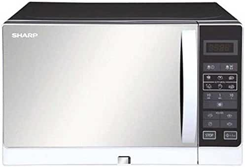 Sharp R-35AC(S) 25-Liter 900-Watts Microwave Oven, 220 Volts (Not for USA)
