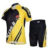 AMIGO JT Kids Cycling Jersey Set