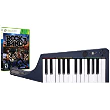Mad Catz Mad Catz Rock Band 3 Wireless Keyboard Bundle with Rock Band 3 Software  for Xbox 360