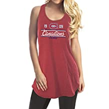 NHL Montreal Canadiens Ladies Flowy Racer Back Cover Up