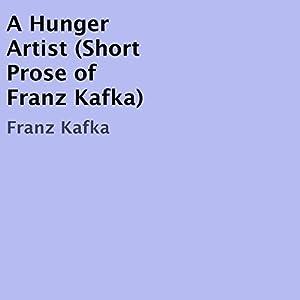A Hunger Artist Audiobook