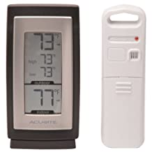 AcuRite 00831A2 Wireless Indoor/Outdoor Thermometer