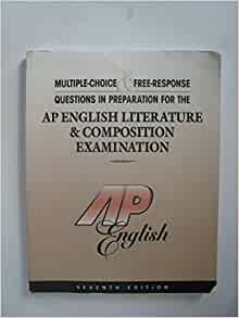 ap literature and composition multiple choice