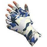 Glacier Glove Abaco Bay Sun Glove, Large/X-Large