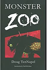 Monster Zoo Paperback