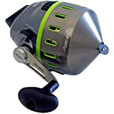 Zebco Big Cat XT Spincast Fishing Reel, 4 Bearings (3 + Clutch), Instant Anti-Reverse with Smooth, Precisely-Aligned Gears, Size 80