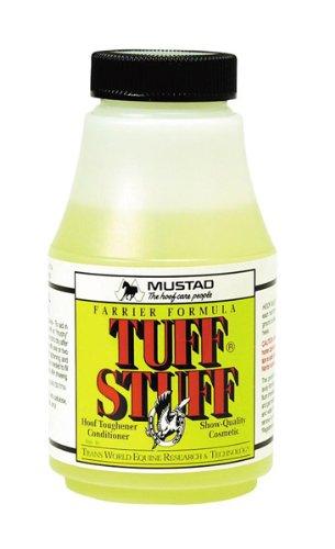 Tuff Stuff Clear 7.5 Oz