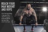 Weight Lifting Hooks Heavy Duty -Lifting Wrist
