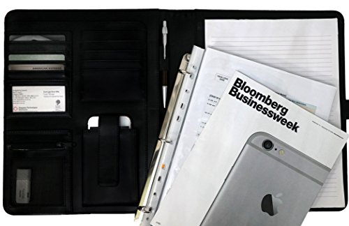 executive resume padfolio  u0026 portfolio
