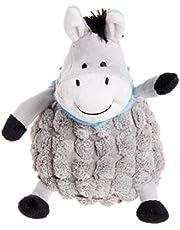 Petface Farmyard Buddies Dumpy Donkey Squeak Dog Toy