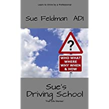 Sue's Driving School: Learn to Drive from a Professional