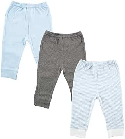 Luvable Friends Baby Boys' Tapered Ankle Pants