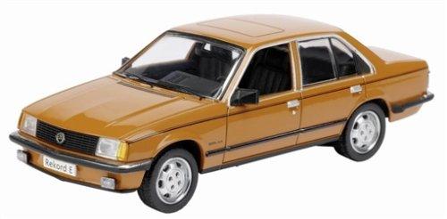 03421 03421 03421 - Schuco Classic 1:43 - Opel Rekord E, sienarot 7bd266