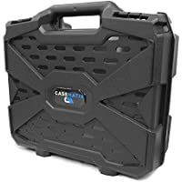 WORKFORCE Safe n Secure Video Projector Hard Case with Dense Internal Customizable Foam, Carrying Handle and Lockable Design - For Epson 3LCD, XGA, SVGA, 1080p and 3D Projectors - Models VS230 / VS330 / EX7235 / EX7230 Pro / EX5220 / EX3220 / 730HD
