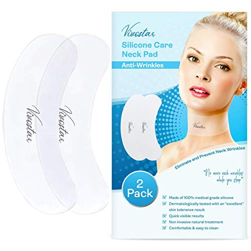 Silicone Neck Wrinkle Pads
