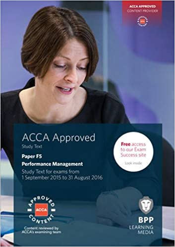 ACCA Performance Management (PM) Essentials Pack