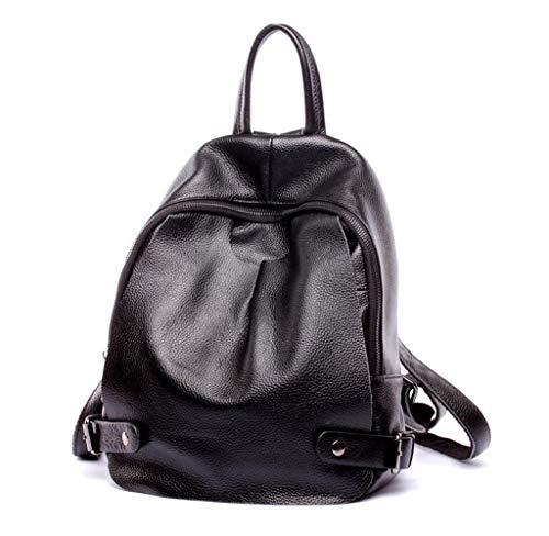 Frauen PU Rucksack Rucksack Schultertasche Handtasche Rucksack Casual Daypack Multifunktions für Mädchen Damen Damen