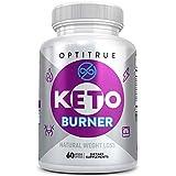 Best Keto Diet Pills-5 Natural Exogenous Ketones Supplement-Keto Burn Weight Loss Pills-Carb Blocker Appetite Suppressant Fat Burner Metabolism Booster-Keto Weight Loss Pills That Work Fast for Women