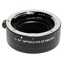 Opteka 25mm Auto Focus DG EX Macro Extension Tube for Canon EOS DSLR Camera
